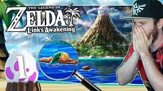 THE LEGEND OF ZELDA LINKS AWAKENING #1: Gestrandet auf der Insel Cocolint
