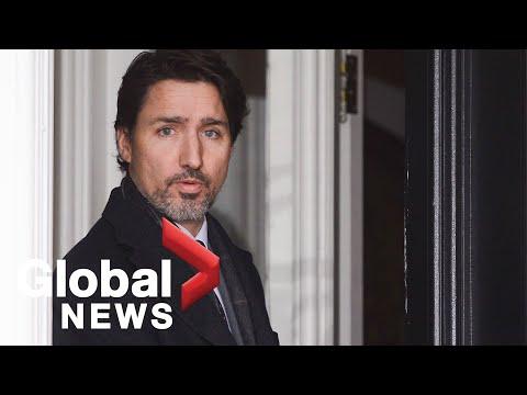 Coronavirus outbreak: Trudeau