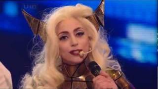 Hq Lady Gaga Bad Romance Live X Factor 2009 Intro Interview.mp3