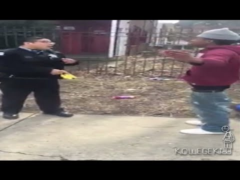 Teen vs The Chicago Police
