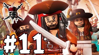 LEGO Pirates of the Caribbean - Episode 11 - Singapore (HD Gameplay Walkthrough)