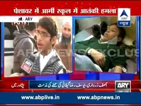 3 terrorist killed in Peshawar terror attack: Hamid Mir