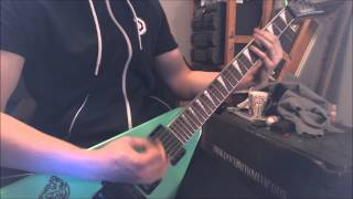 Kreator - Phantom Antichrist GUITAR COVER
