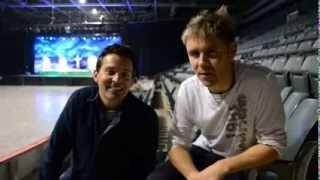 Neil Byrne and Ryan Kelly announce their new album - Acoustically Irish
