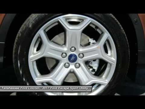 2017 Ford Escape Tallahassee FL 16165