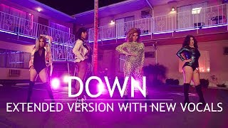 Video Fifth Harmony - Down (Extended Version with New Vocals) - Feat. Gucci Mane download MP3, 3GP, MP4, WEBM, AVI, FLV Januari 2018
