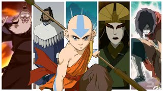 The Last Airbender: Every Confirmed Avatar Before Aang