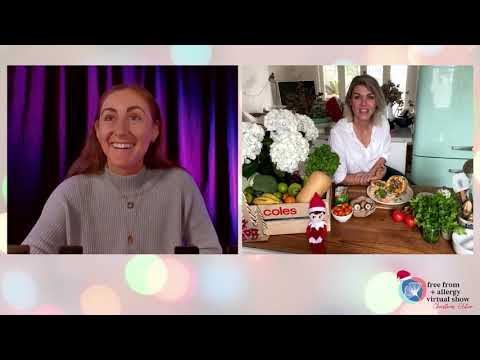 Q & A- Cooking for intolerances around Christmas - Courtney Roulston