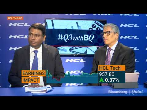 Steady Q3 With HCL Technologies
