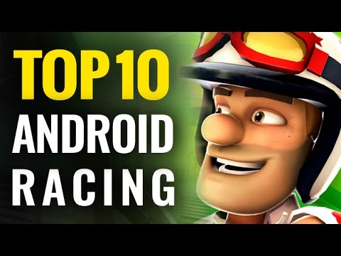Top 10 Best Android Racing Games