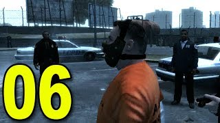 Grand Theft Auto IV: The Lost and Damned - Part 6 - THIS PRISONER EATS PEOPLE