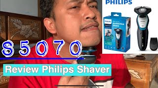 PHILIPS S5070/04 AquaTouch WET AND DRY ELECTRIC SHAVER