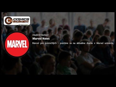 Marvel News - IstroCON 2017 | Sector.sk