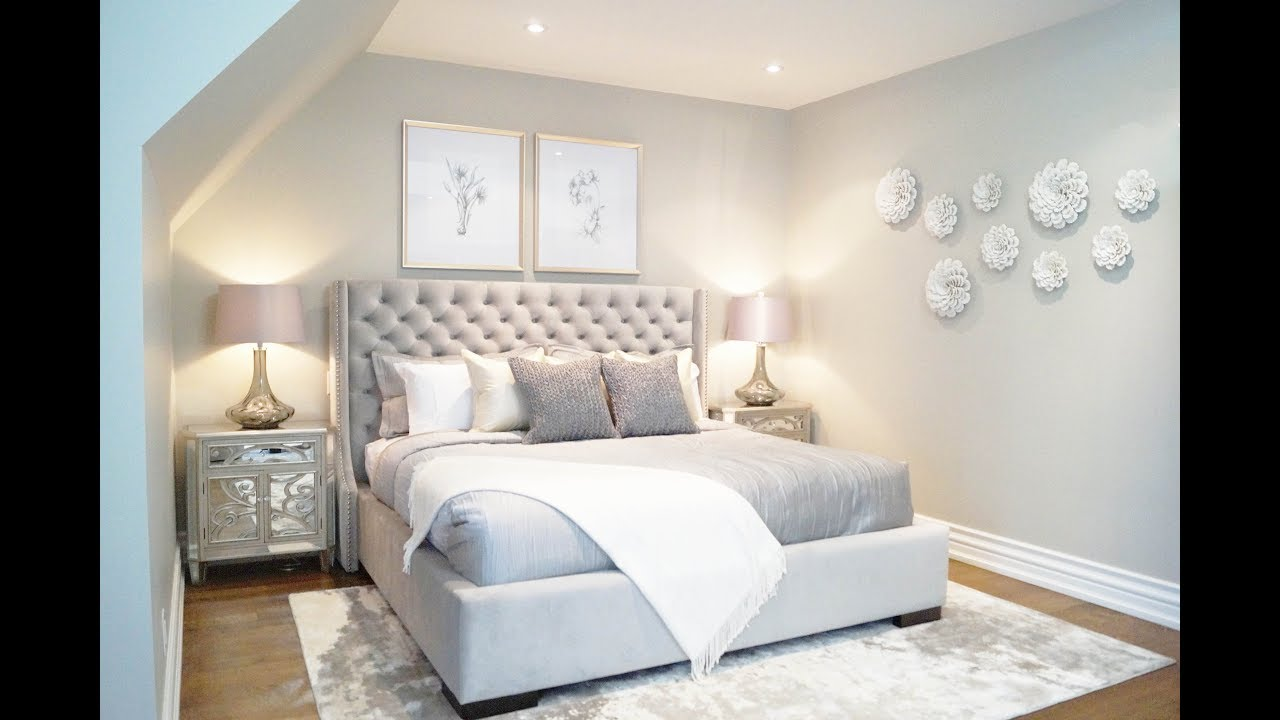 Bedroom Makeover - Kimmberly Capone Interior Design - YouTube on Pictures Room Decor  id=50768