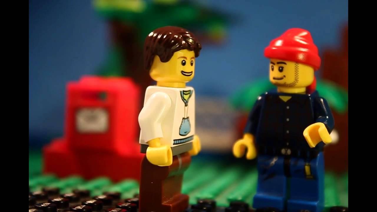 Lego Keltainen Auto Youtube