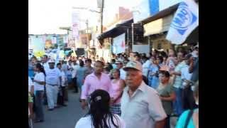 """""""Ecos de Cerro Azul"""" CIERRE DE CAMPAÑA DEL DR.MIGUEL DEL ANGEL CASTAÑEDA"""