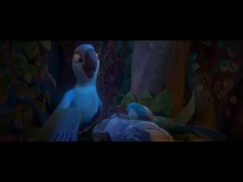 Rio 2 - Don't Go Away (Jewel's Lullaby)