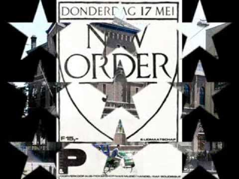 New Order Amsterdam Paradiso, 1984