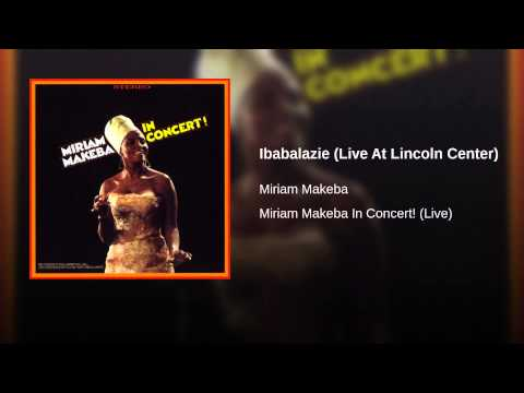 Ibabalazie (Live At Lincoln Center)