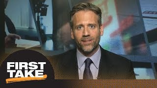 Max bothered by Eric Bledsoe's Terry Rozier comments: It 'takes a lot of nerve' | First Take | ESPN