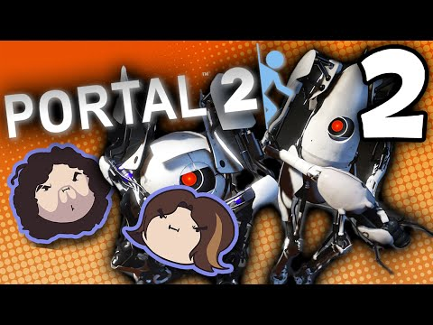 Portal 2: Child's Play - PART 2 - Game Grumps