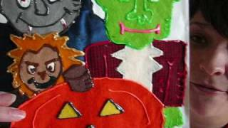 Halloween Coloring Contest WINNERS - [10/31/08]