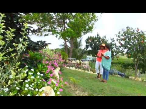 Gardens of Antigua visits Lions Hill featuring Christiana Ma