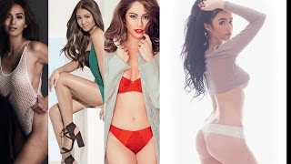 FHM Philippines Top 10 Sexiest Women 2016