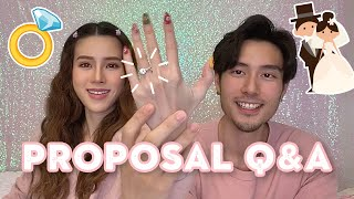 PROPOSAL Q&A | nicolechangmin