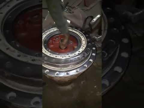 Deck Crane Hoisting gear box