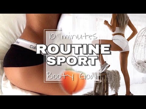 Back to School • Fitness | Routine Sportive | Fesses bombées 🍑