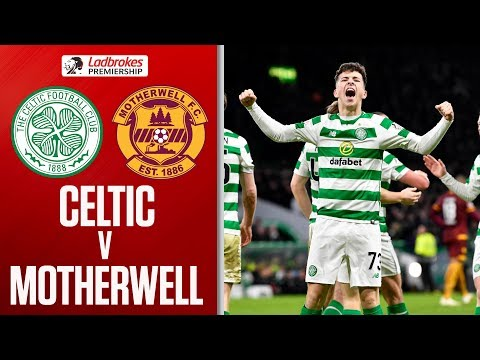 Celtic 3-0 Motherwell | Celtic Youngster's Score Twice | Ladbrokes Premiership