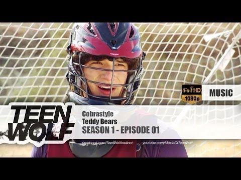 Teddy Bears  Cobrastyle  Teen Wolf 1x01 Music HD