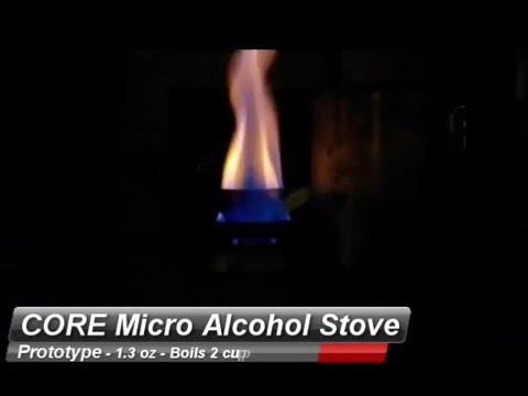 Core Alcohol Stove