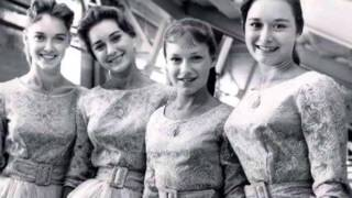 The Lennon Sisters - Sad Movies (Make Me Cry)