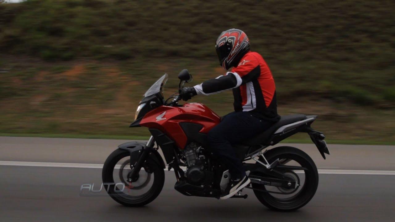 CB 500X é opção aventureira da Honda - YouTube