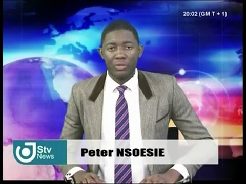 STV NEWS 08:00 PM - Friday 12th August 2016 - Anchor : Peter NSOESIE