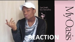Baixar SAM SMITH FT BURNA BOY MY OASIS REACTION