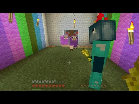 Minecraft Xbox - Quest For Sheep In Sheep  (43) - stampylonghead  - mfC8c9udLCY -