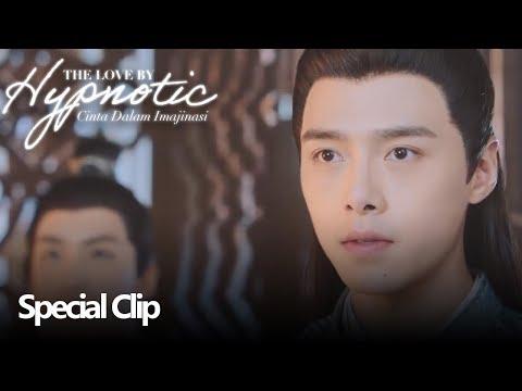 The Love By Hypnotic (Cinta Dalam Imajinasi) | Special Clip Cemburu | 明月照我心 | WeTV 【INDO SUB】