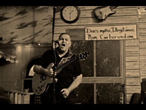 "Corey Dennison Band  ""The Deacon"" Live 2016"