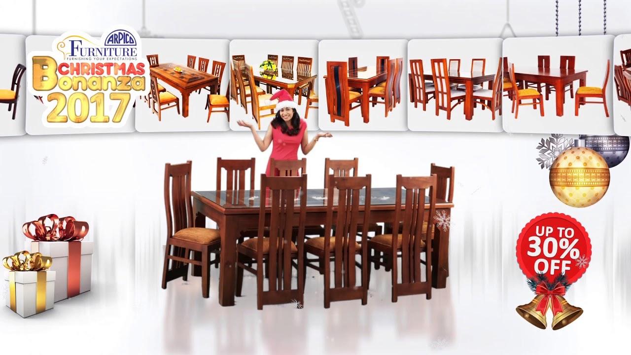 Arpico Furniture Christmas Bonanza 2017