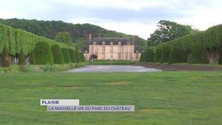 Yvelines | Plaisir : La nouvelle vie du parc du château