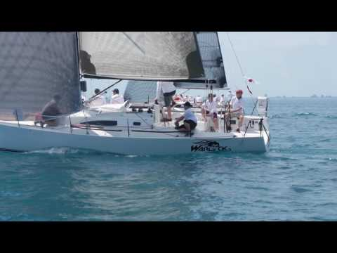 2016 NOOD Regatta PHRF I (actual) Chicago