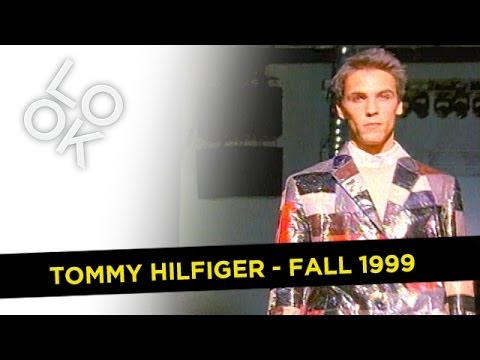 Tommy Hilfiger Fall 1999: Fashion Flashback