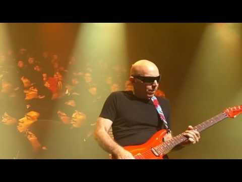 Joe Satriani  Crowd Chant, Seoul, February 10, 2017