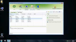 Windows Home Server 2011 - Adding 3TB Drives with the Dashboard and Disk Management