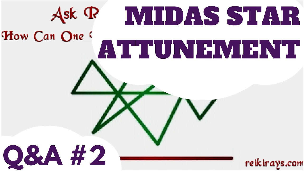 Ask Reiki Rays Podcast 2 How Can One Be Attuned To Midas Star