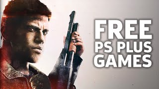 Free PS4/PS3/Vita PlayStation Plus Games For August 2018 Revealed