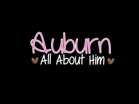 Auburn - All About Him (LYRICS ON SCREEN) - YouTube